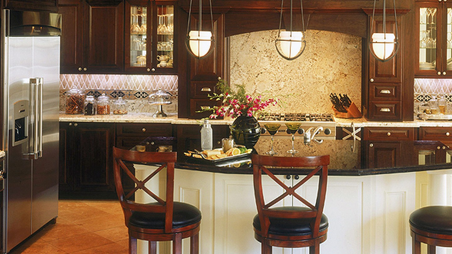 Scripps Ranch: Kitchen, Family Room U0026 Patio   Live Your Style   The Design  Network