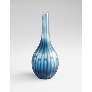 Large Tulip Vase   Cyan Design