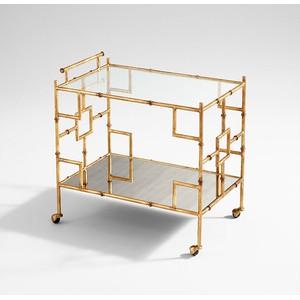 Molly Martini Bar Cart | Cyan Design