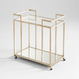 Revival Bar Cart   Cyan Design