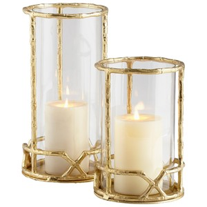 Enchanted Flame Candleholder | Cyan Design