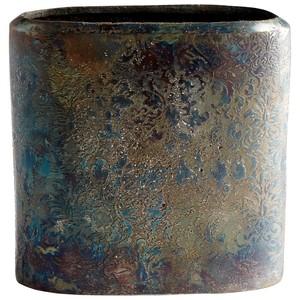 Large Inscribed Vase | Cyan Design