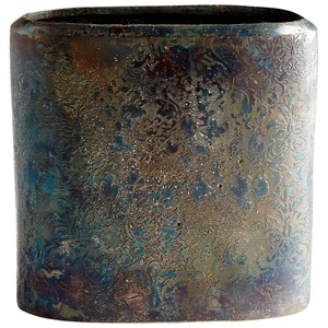 Large Inscribed Vase | Cyan Design