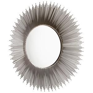 Small Aludra Mirror | Cyan Design