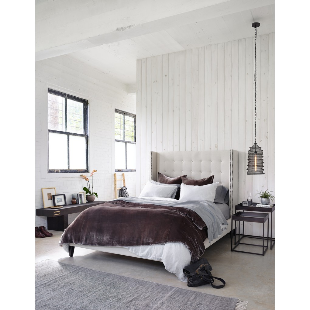 Jefferson Upholstered Bed | Four Hands