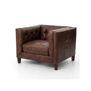 Cigar Abbott Club Chair | Four Hands