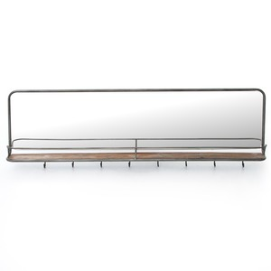 Catlin Large Mirror | Four Hands
