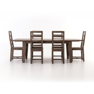 Post & Rail Dining Chair   Four Hands