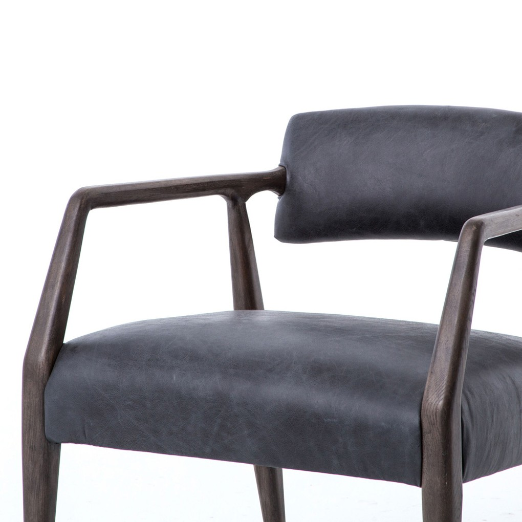 Tyler Arm Chair | Four Hands