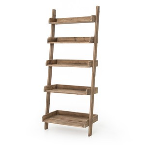 Henshaw Leaning Bookcase | Four Hands