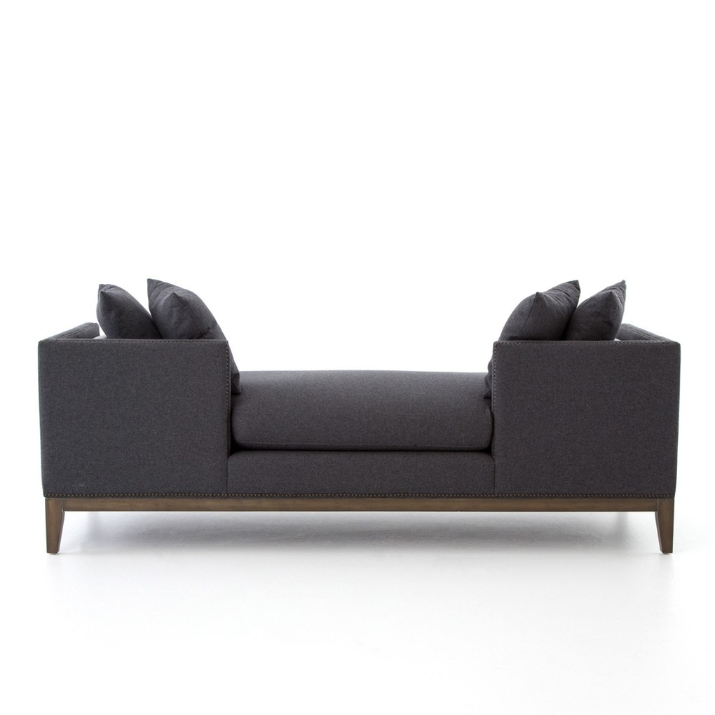 Mercury Double Chaise | Four Hands