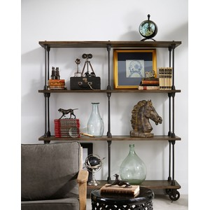 Rockwell Wooden Bookshelf | Four Hands