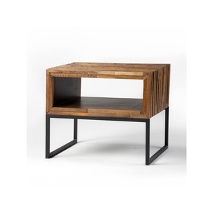 Vince Side Table | Four Hands