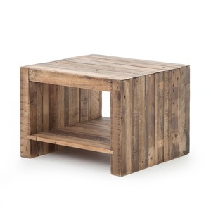 Beckwourth Side Table   Four Hands