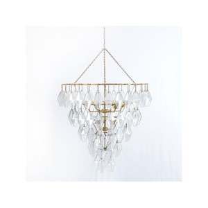 Adeline Round Chandelier | Four Hands
