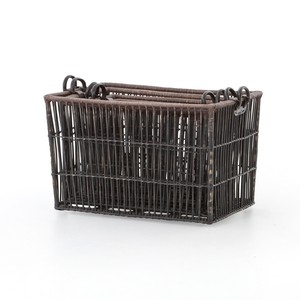 Nesting Wicker Baskets (Set of 4) | Four Hands