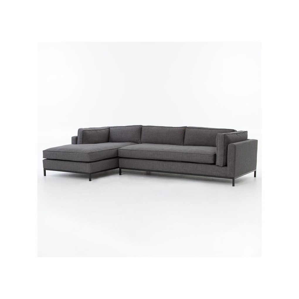 Grammercy Two-Piece Sectional Sofa | Four Hands