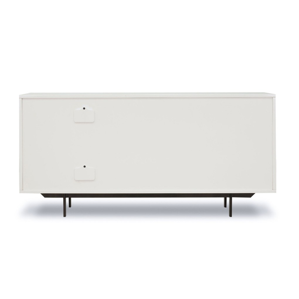 Tucker Console w/ Sliding Door | Four Hands