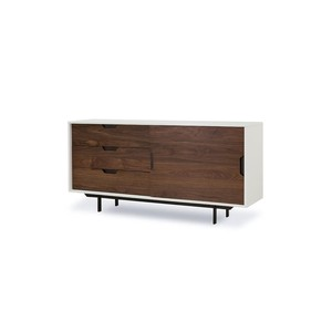 Tucker Console w/ Sliding Door
