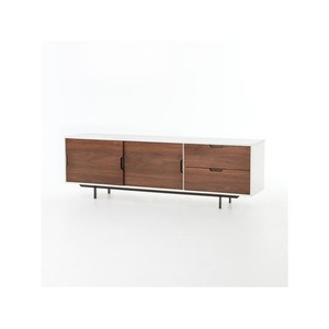 Tucker Large Media Console | Four Hands