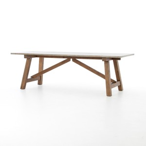 Kirk Dining Table | Four Hands