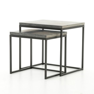 Harlow Nesting End Tables | Four Hands