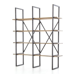 Shane Double Bookshelf