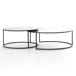 Catalina Nesting Coffee Table | Four Hands