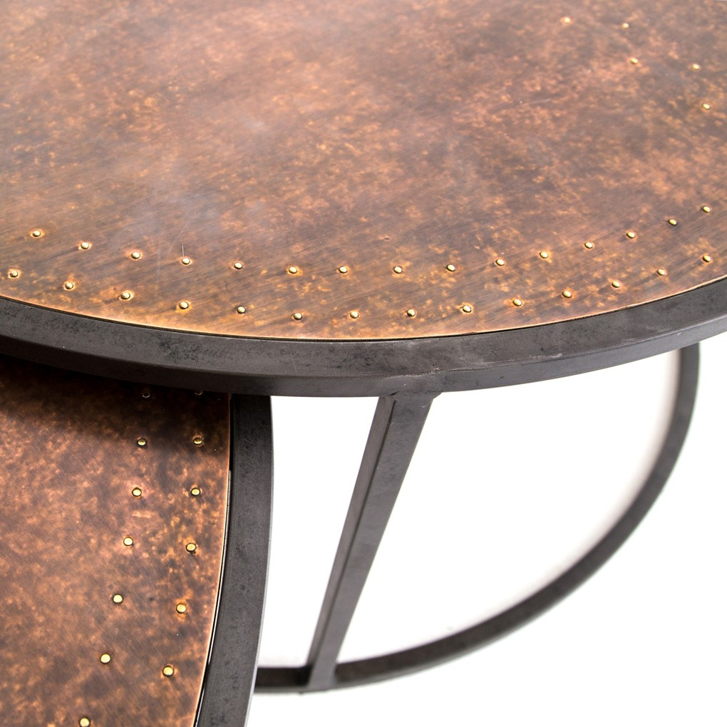 Catalina Nesting Coffee Table   Four Hands