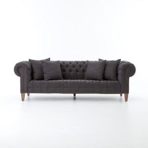 Deep Chesterfield Sofa   Four Hands