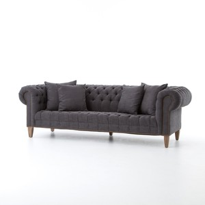 Deep Chesterfield Sofa | Four Hands