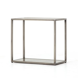 Cutler End Table | Four Hands