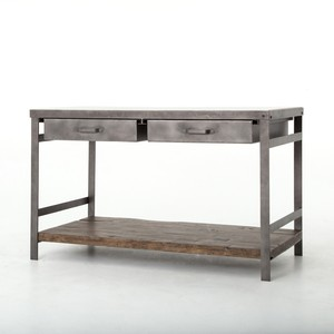 Elliott Kitchen Island | Four Hands
