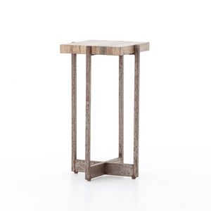 Hudson Accent Table | Four Hands