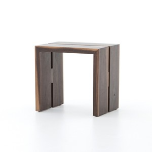Henley End Table | Four Hands