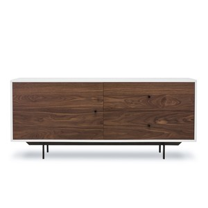Tucker Two-Drawer Media Cabinet   Four Hands