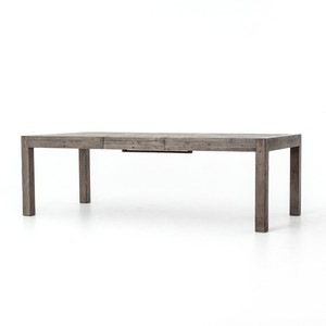Post & Rail Extension Dining Table | Four Hands