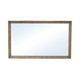 Post & Rail Mirror
