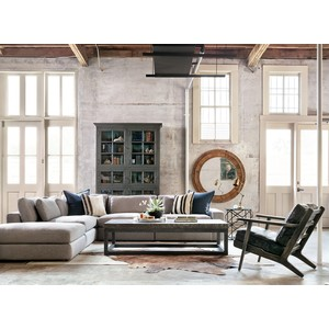 Bloor Three Piece Living Room Collection | Four Hands