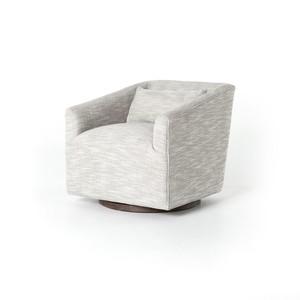 York Swivel Chair | Four Hands