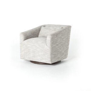 York Swivel Chair | Four Hands