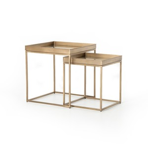 Asher Nesting Nightstands, Set/2 | Four Hands