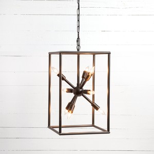 Jaxon Tall Chandelier | Four Hands