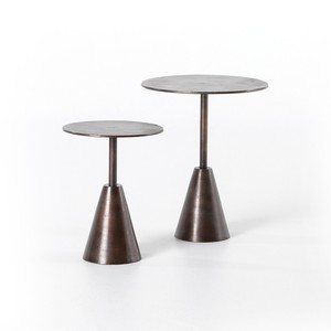 Frisco End Tables (Set of Two) | Four Hands