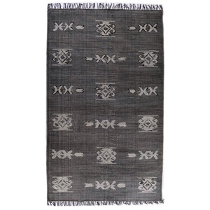 Cotton Tribal Rug | Four Hands