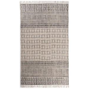 Flatweave Faded Stripe Rug | Four Hands