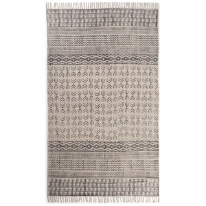 Flatweave Faded Stripe Rug