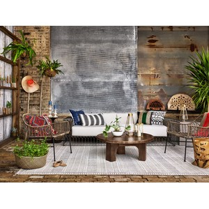 Torrance Indoor/Outdoor Sofa | Four Hands