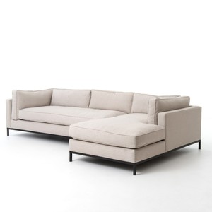 Grammercy Two-Piece Sectional | Four Hands