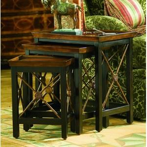Medallion Nest of Tables | Hooker Furniture